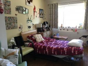 Malc Fox's room